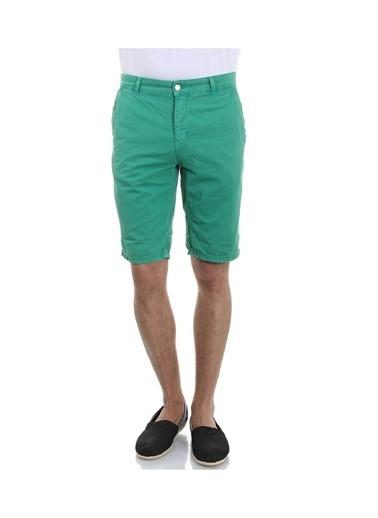 T-Box Şort Yeşil